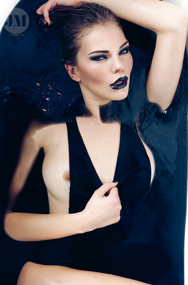 Photography - Jay Mawson Model - Ksenija Selivanova @ Industry People Makeup - Collette Thorpe