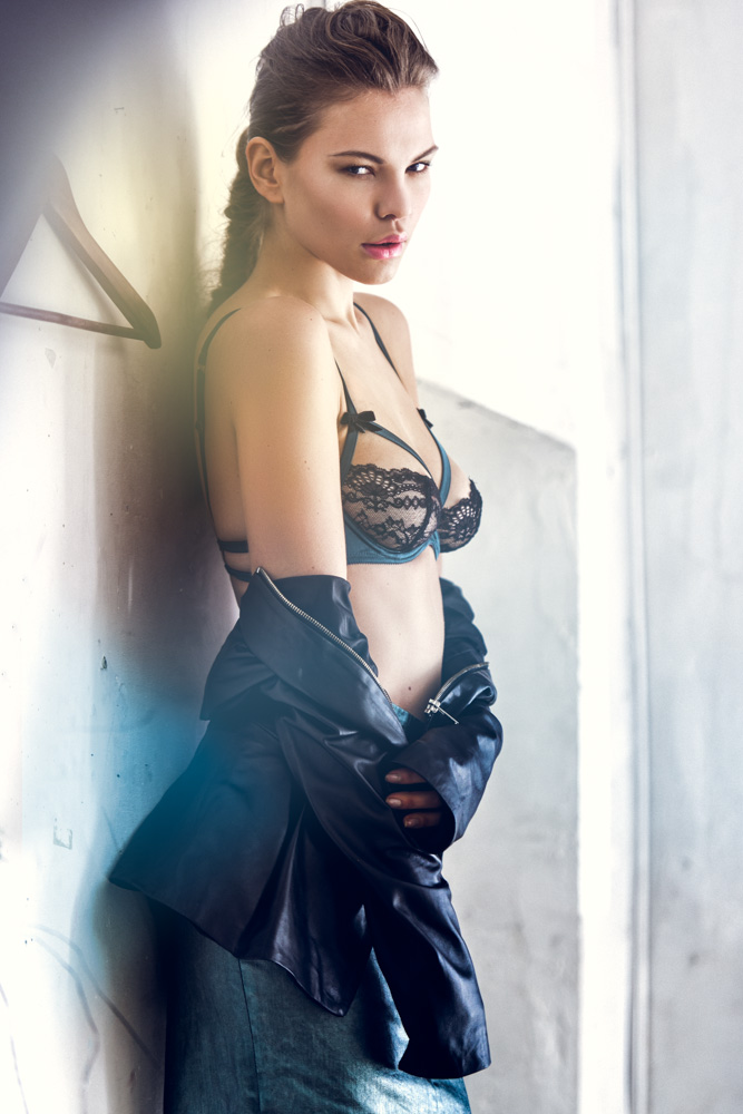 Ksenija Selivanova - Lingerie
