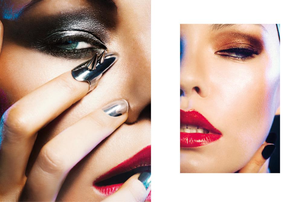 Beauty Photography - Makeup
