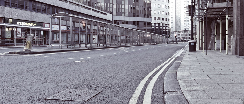 Empty Leeds I