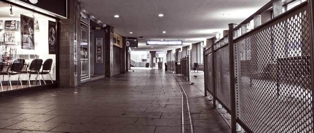 Empty Leeds IV