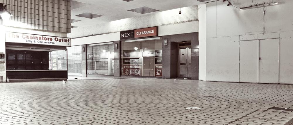 Empty Leeds VI