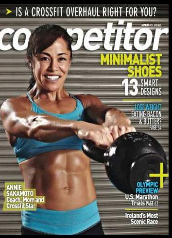 Competitor Magazine