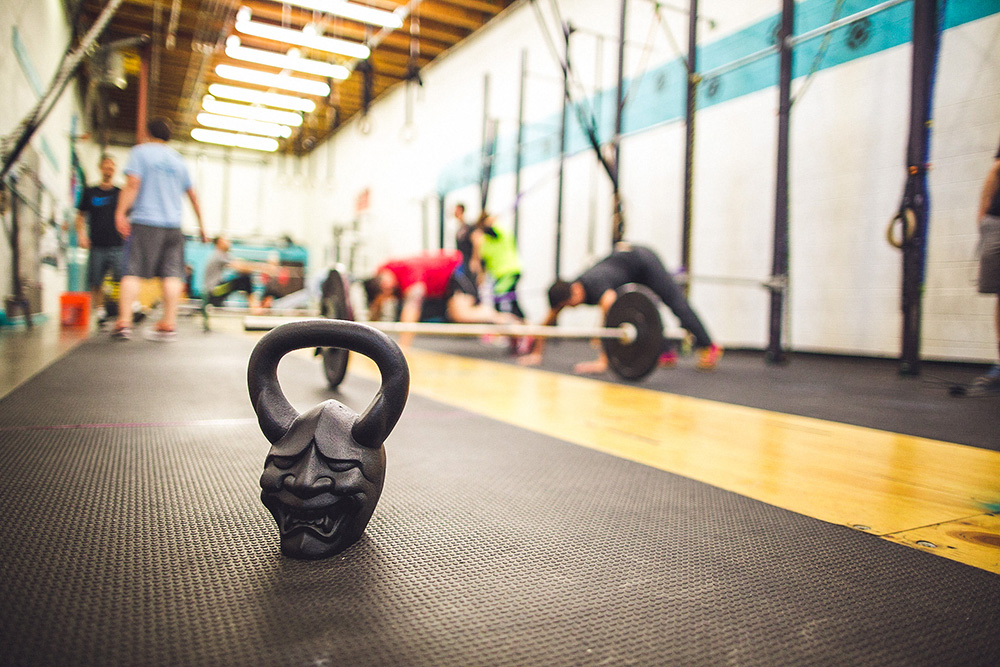 Crossfit Denver Demon Kettlebell