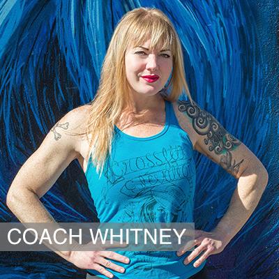 Crossfit Coach Whitney Dean