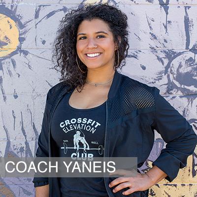 Crossfit Coach Yaneis