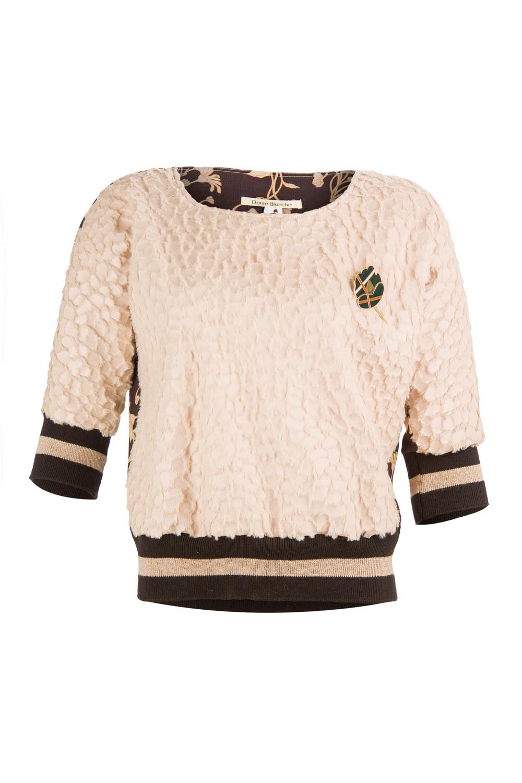 Dame Blanche - Sweater Cream White Fur-1.jpg