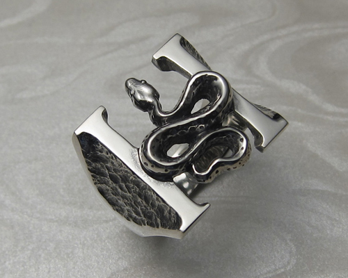 Headstones Ring - Medium 19.5mm