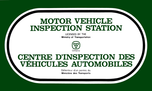 A Licensed Garage Will Display This Sign