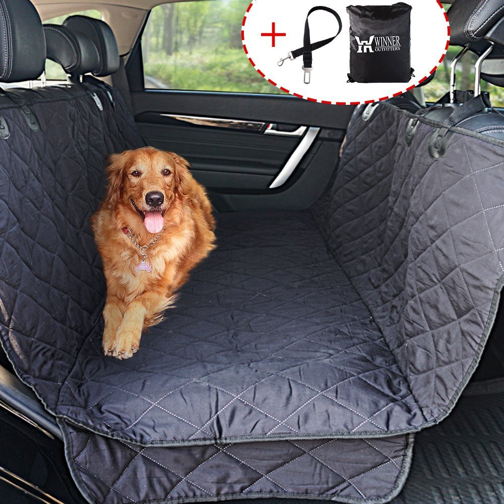 Source :  WINNER OUTFITTERS Dog Car Seat Covers from Amazon.com