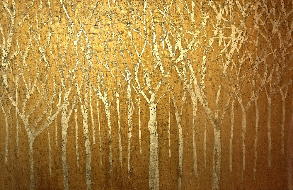 Title: Golden Trees