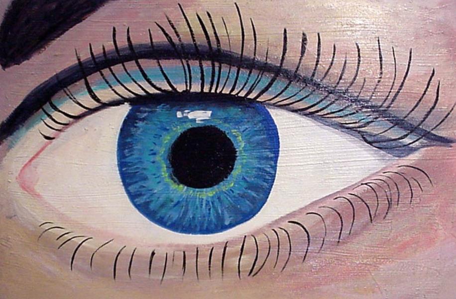 Title: Blue Eye