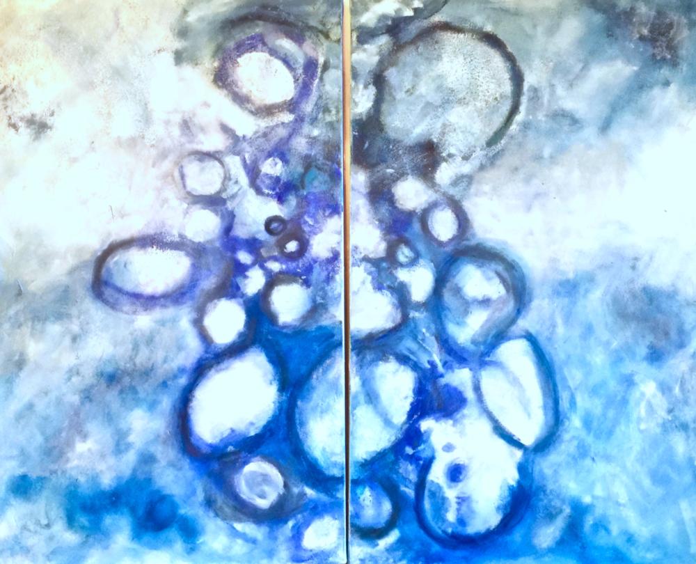Title: Ocean Bubbles