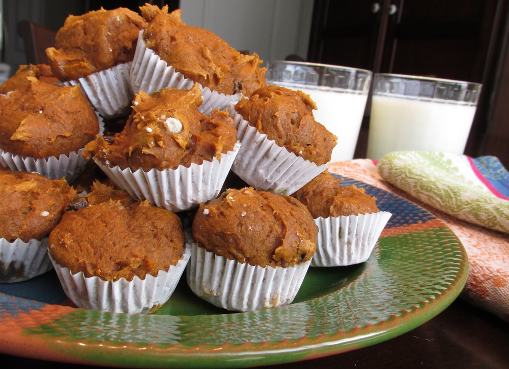 mini pumpkin muffins.JPG