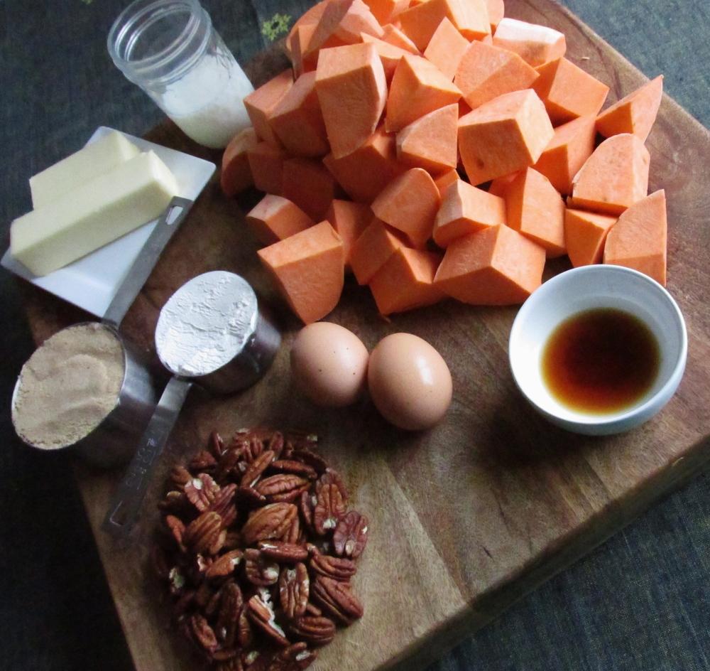 Sweet Potato Casserole Ingredients.JPG