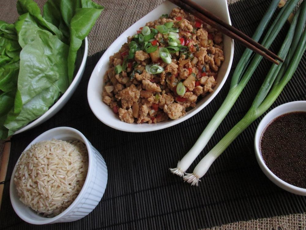 Chicken Lettuce Wraps 014.JPG