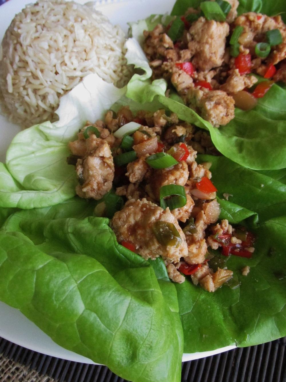 Chicken Lettuce Wraps 035.JPG