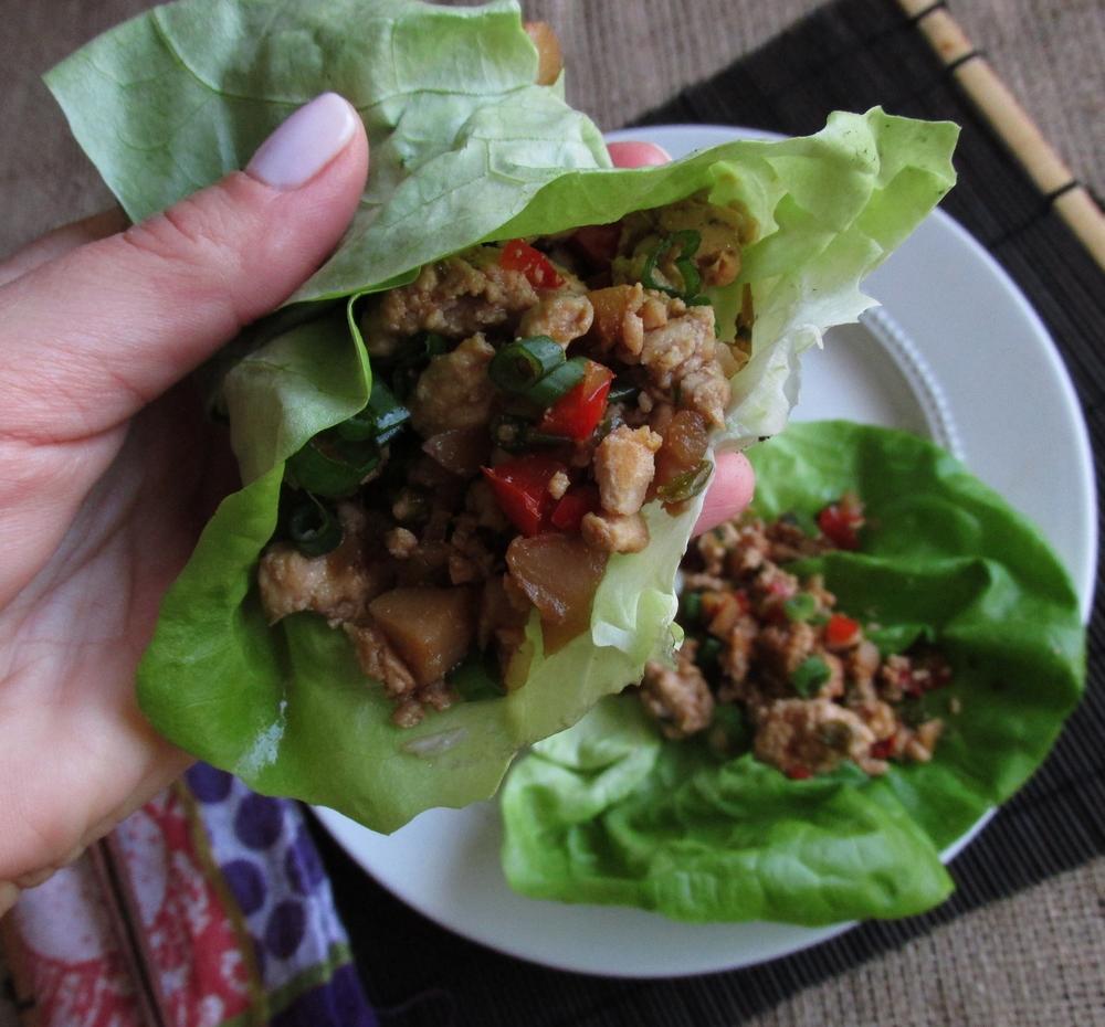 Chicken Lettuce Wraps 046.JPG