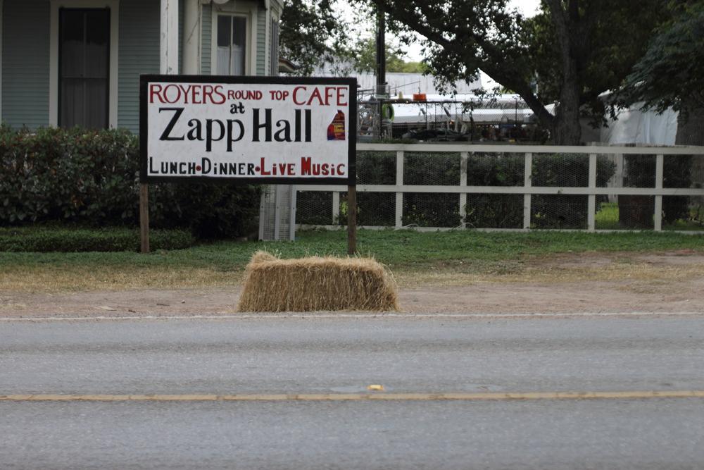 Zapp Hall: My Diary of Us