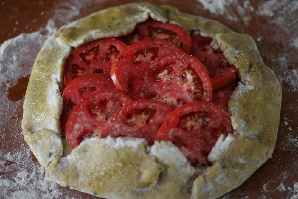 Tomato Gallette: My Diary of Us