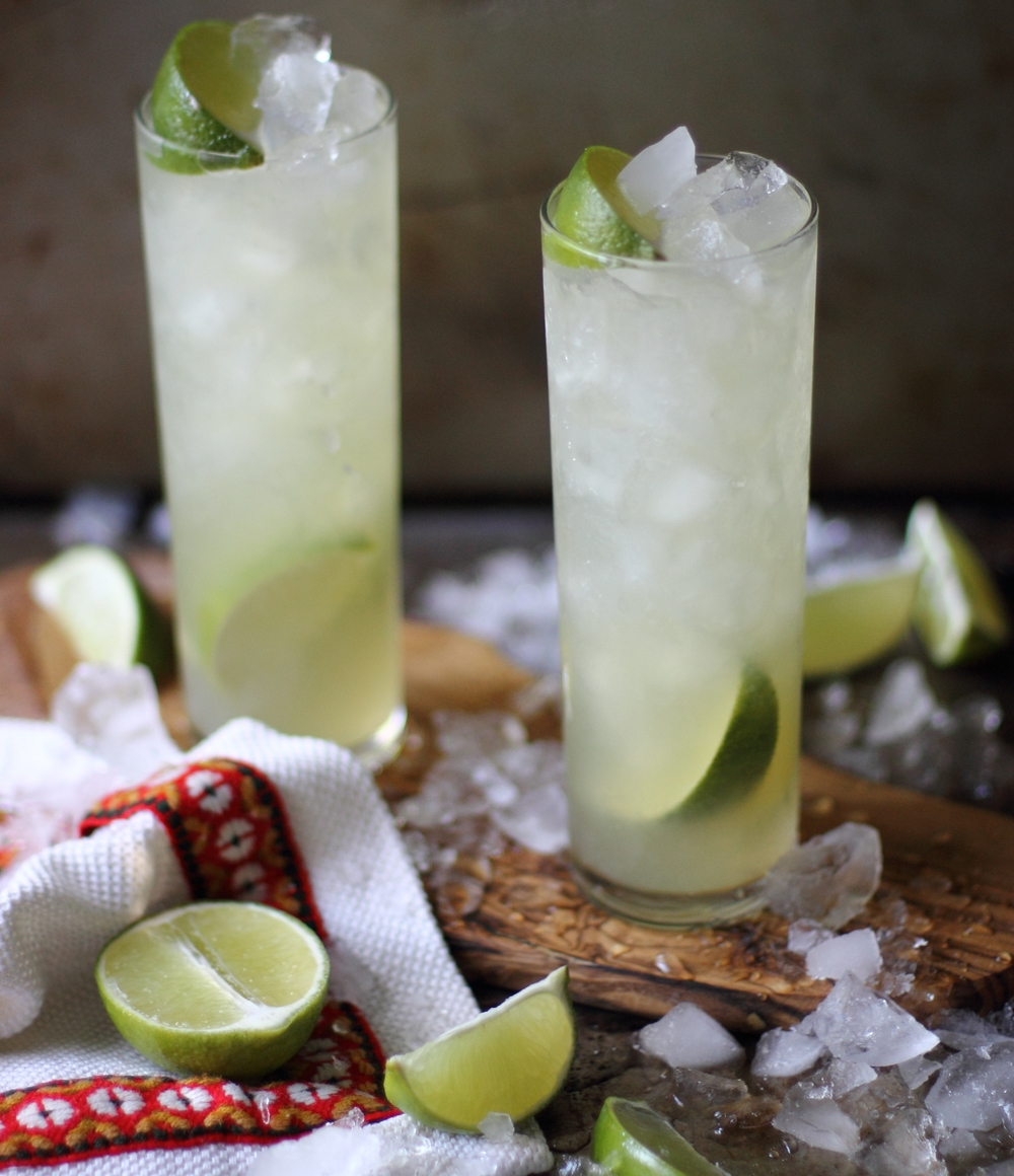 Caipirinha Crush: My Diary of Us