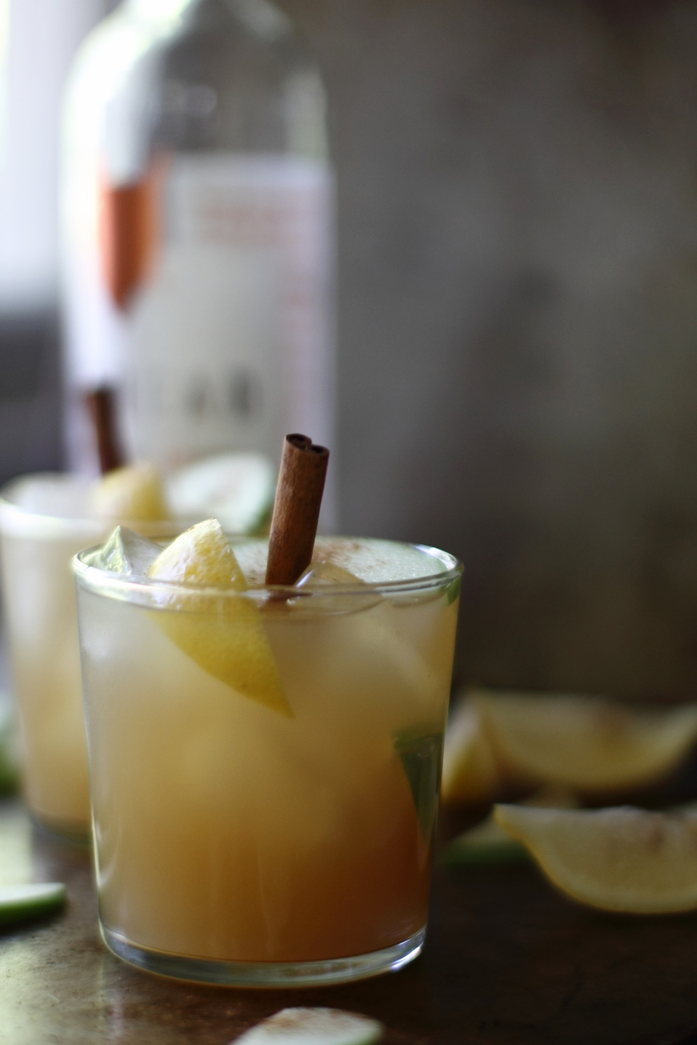 Pumpkin and Apple Spice Cocktail: My Diary of Us