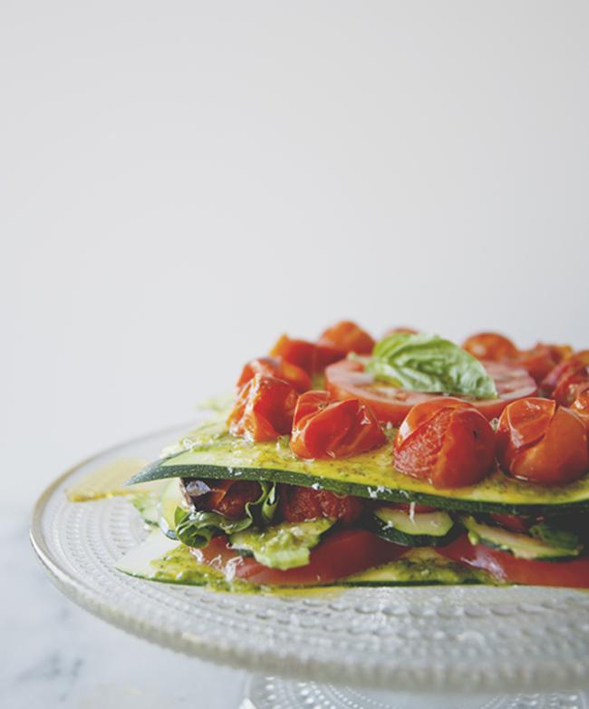Fresh Lasagna: The Kitchy Kitchen