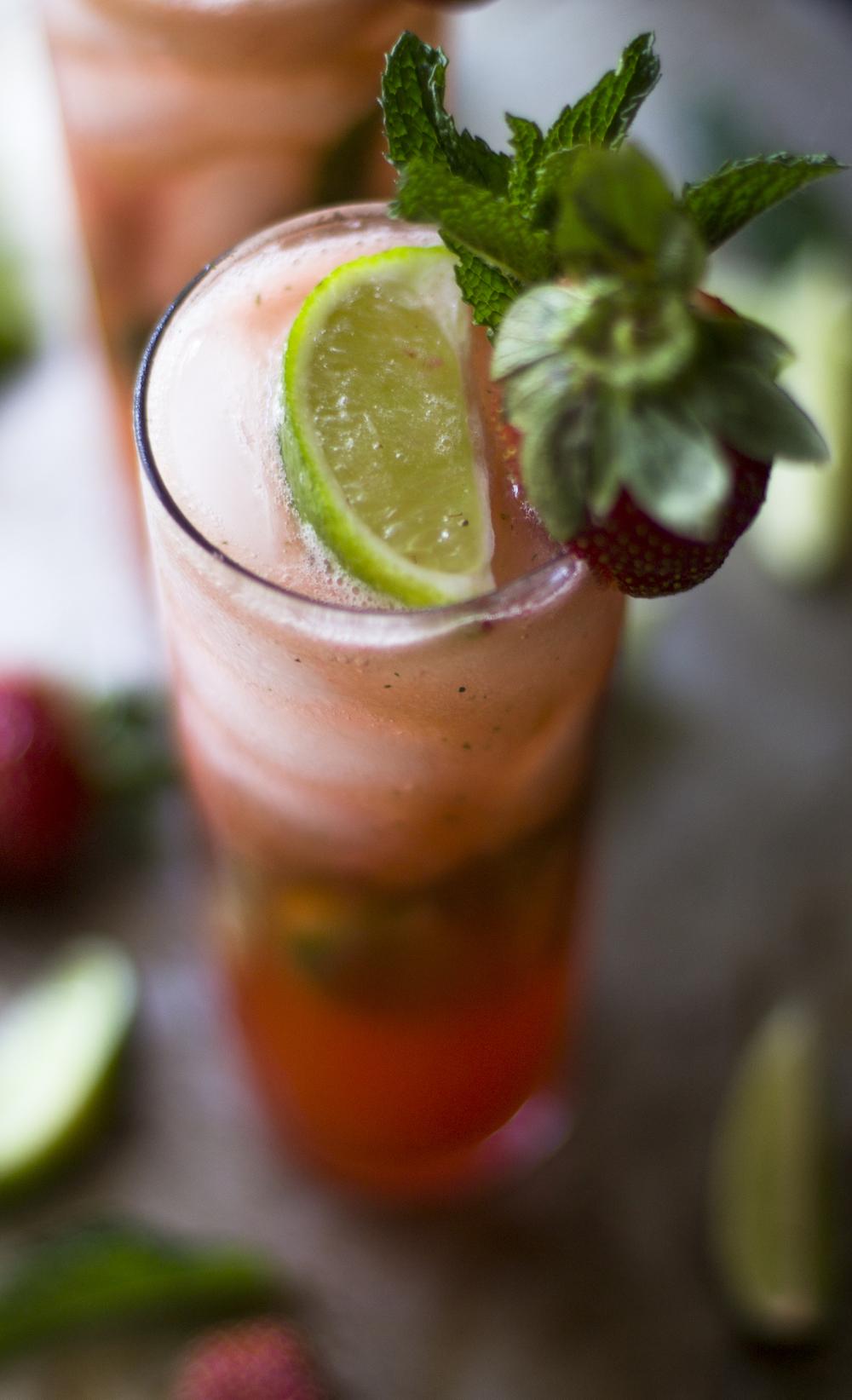 Strawberry Mojitos: My Diary of Us