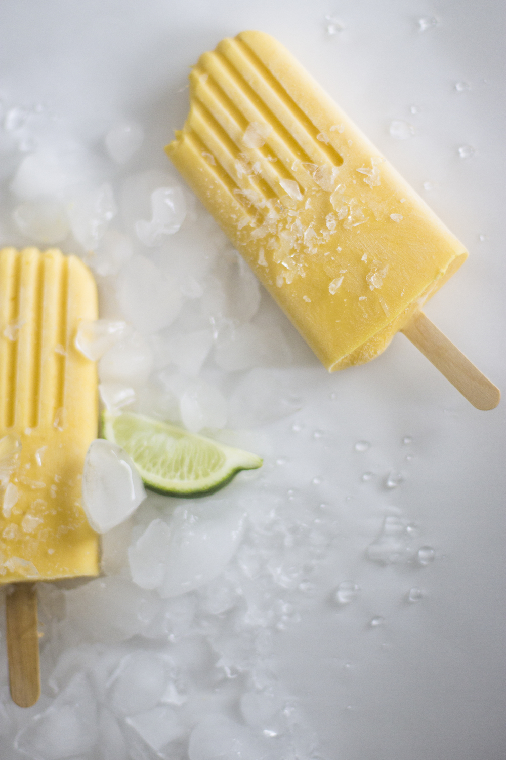 Mango, Coconut, and Lime Pops: My Diary of Us
