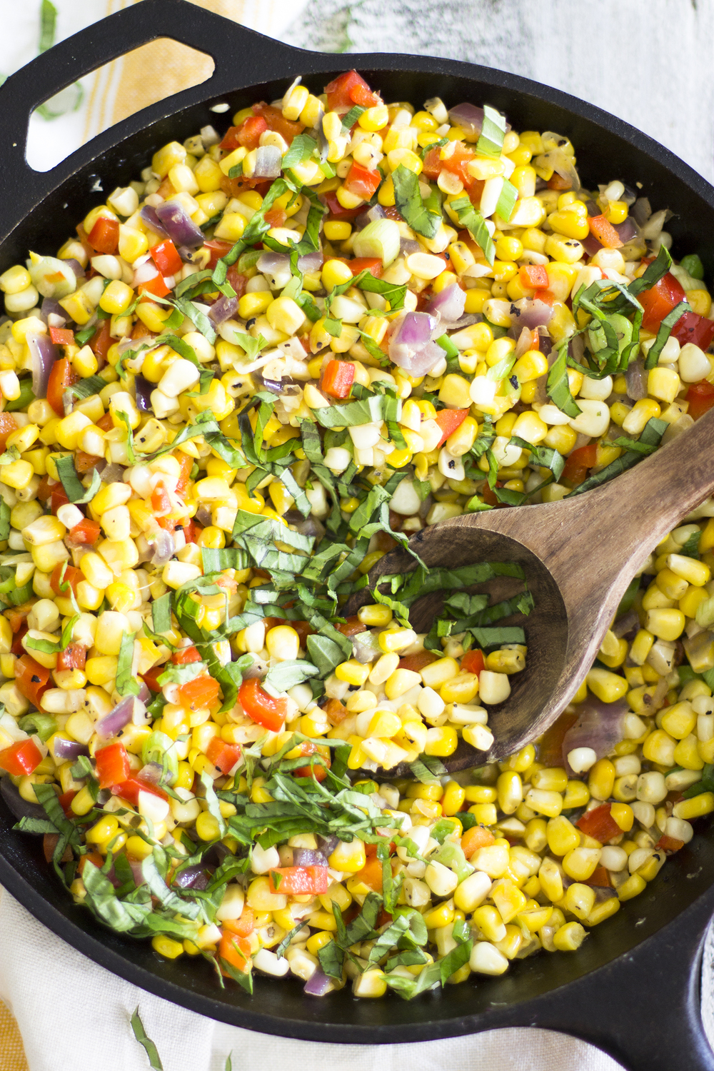 15-Minute Confetti Corn: My Diary of Us