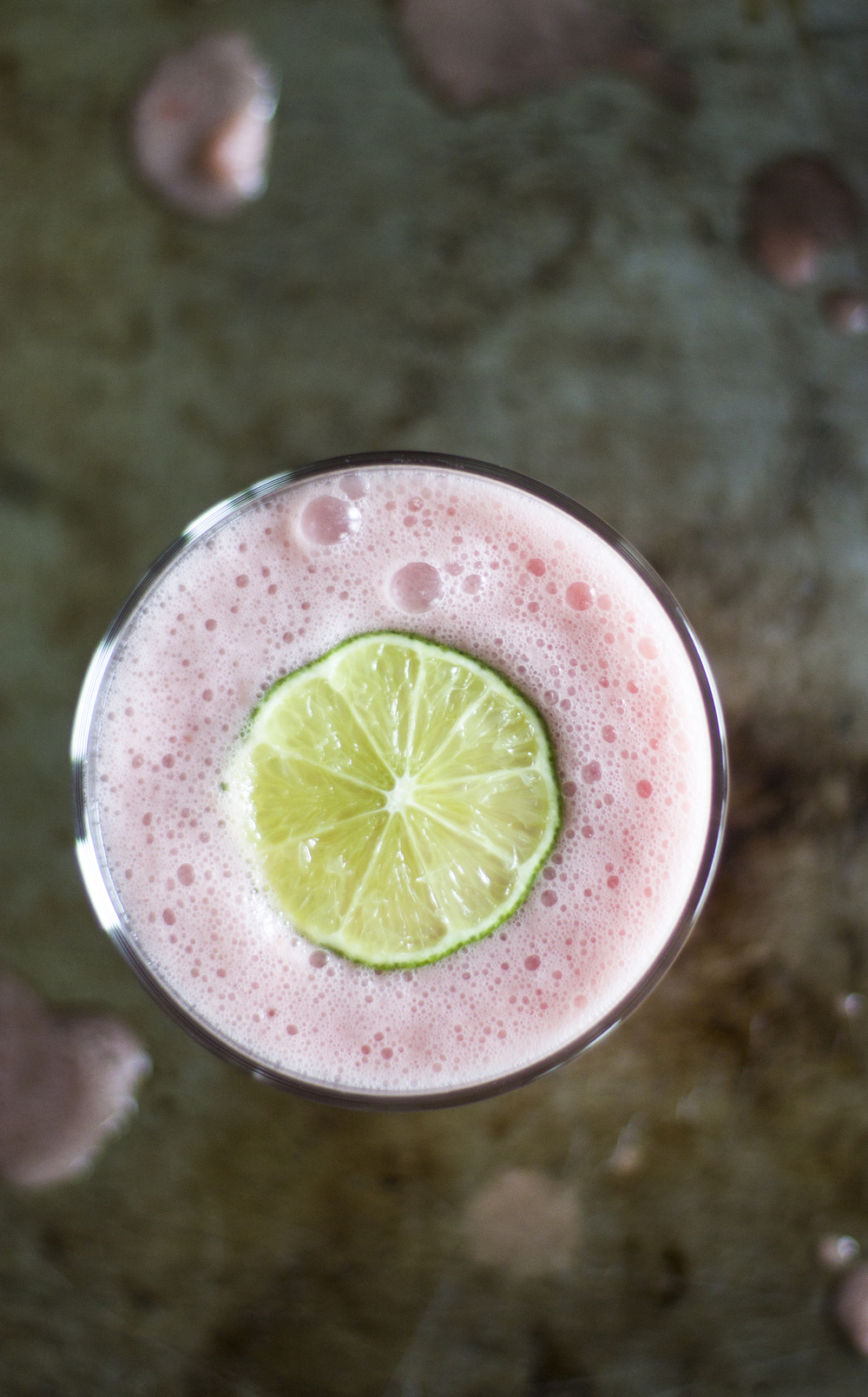 Watermelon, Coconut, and Lime Smoothie: My Diary of Us
