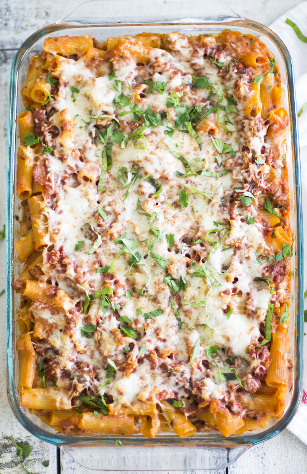 Easy Baked Ziti: My Diary of Us