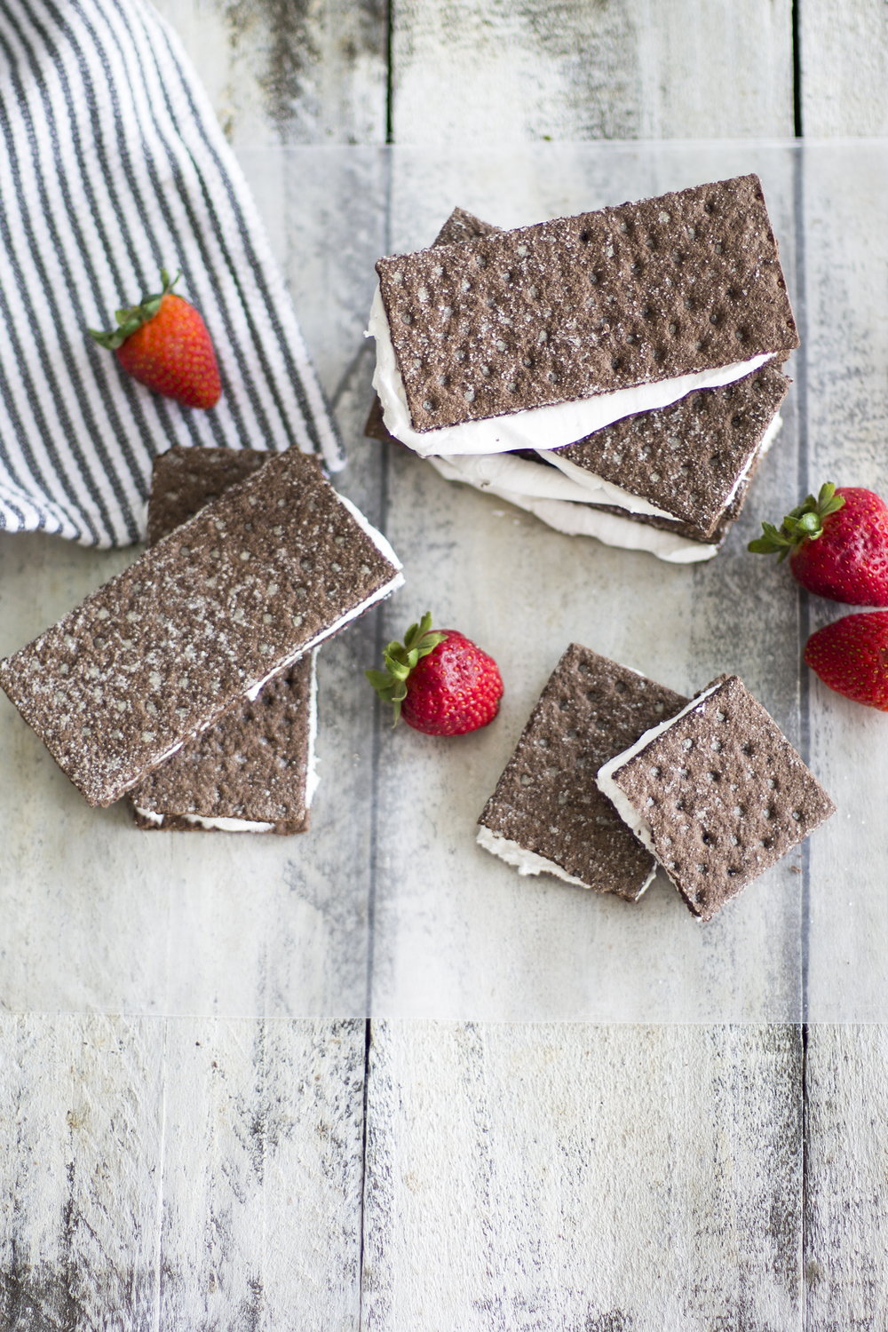 "Two-Ingredient ""Ice Cream"" Sandwiches: My Diary of Us"