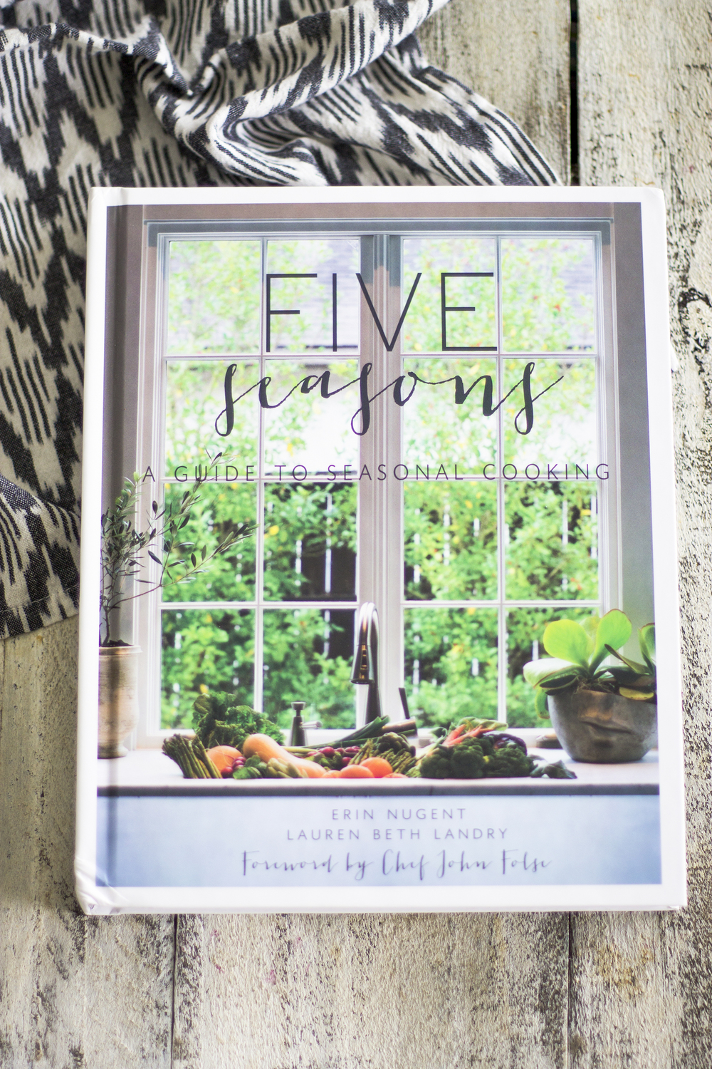 Five Seasons Cookbook: My Diary of Us