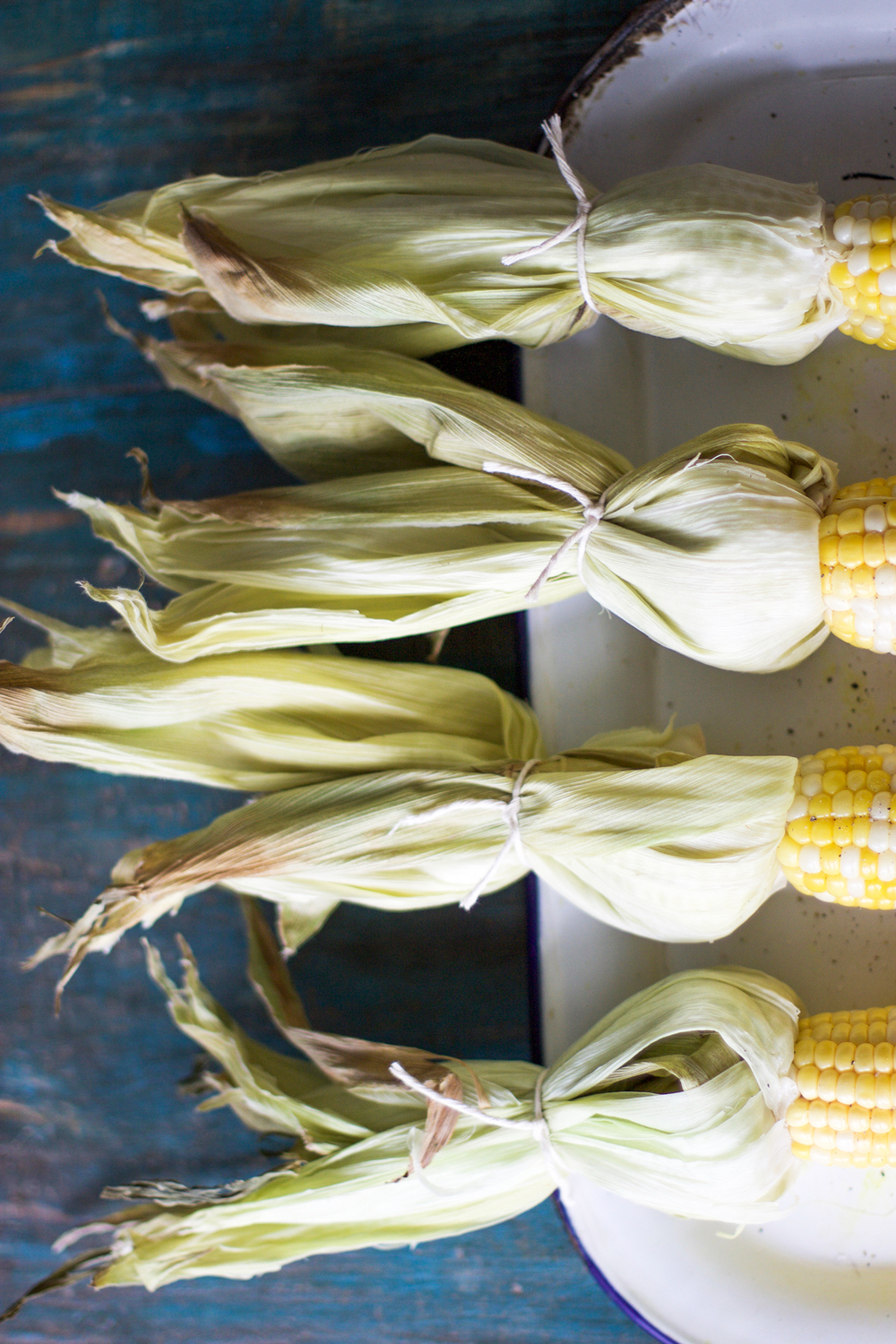 Roasted Corn on the Cob: My Diary of Us