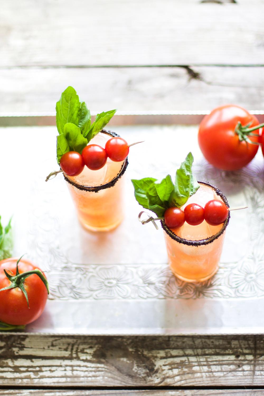 Tomato Basil Crush: My Diary of Us