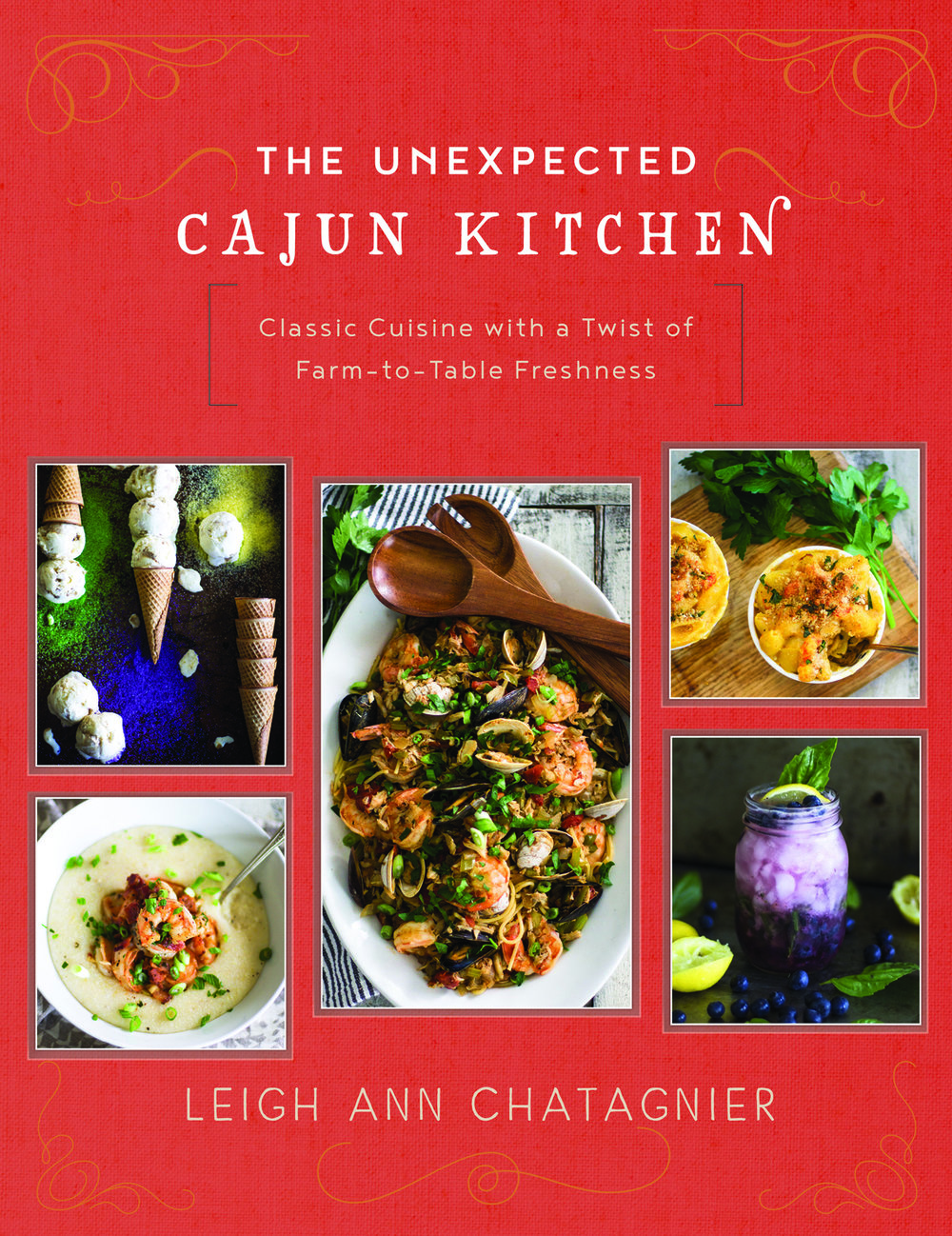 The Unexpected Cajun Kitchen: My Diary of Us