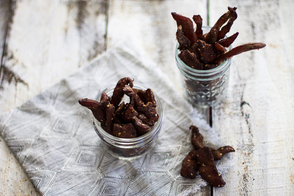 Easy to Make Turkey Jerky: My Diary of Us