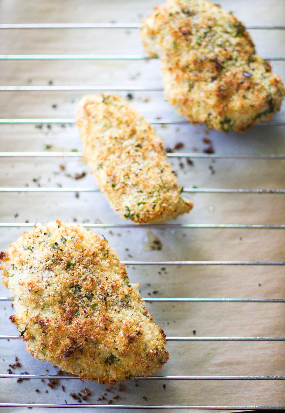 Easy and Healthy Breaded Chicken: My Diary of Us