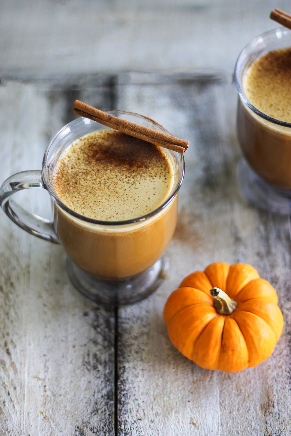 Pumpkin Spice Butter Coffee: My Diary of Us
