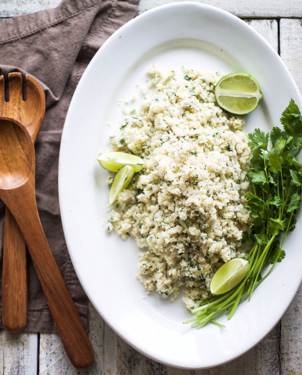 Easy Cauliflower Rice (Two Ways): My Diary of Us