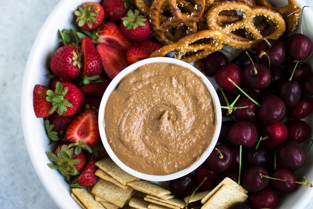 "Cacao ""Chocolate"" Hummus: My Diary of Us"