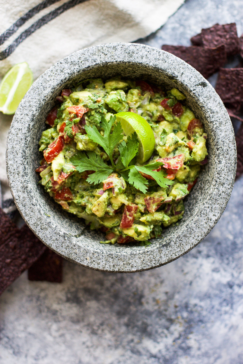 Easy Homemade Guacamole: My Diary of Us