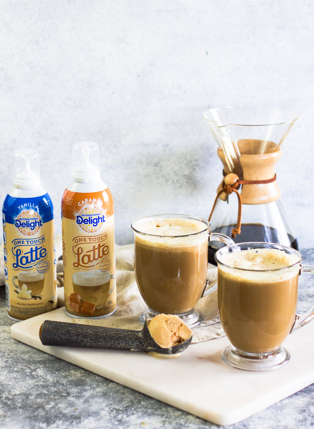 Caramel Latte Pumpkin Affogato: My Diary of Us