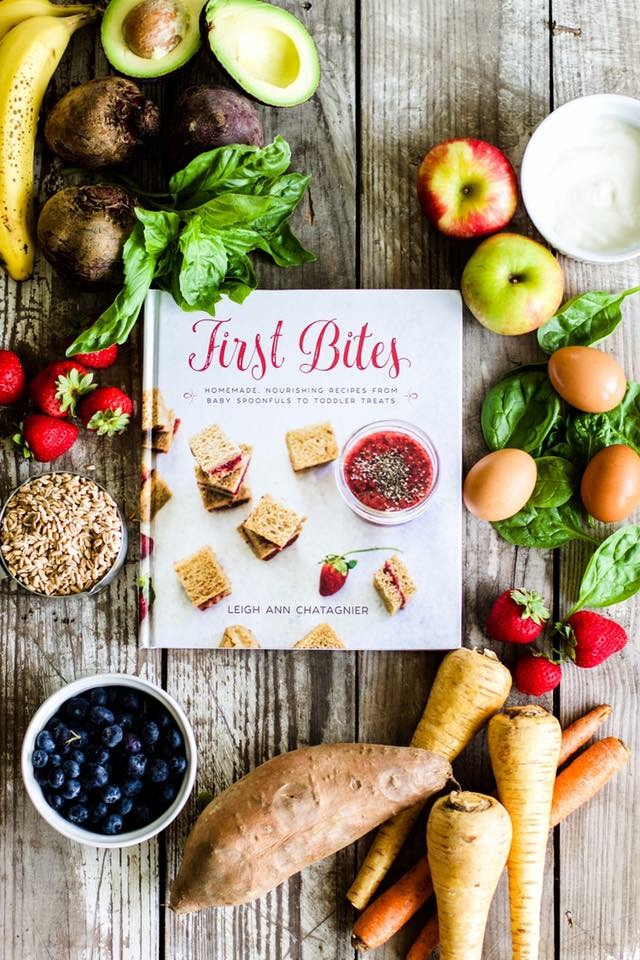 First Bites Cookbook: My Diary of Us