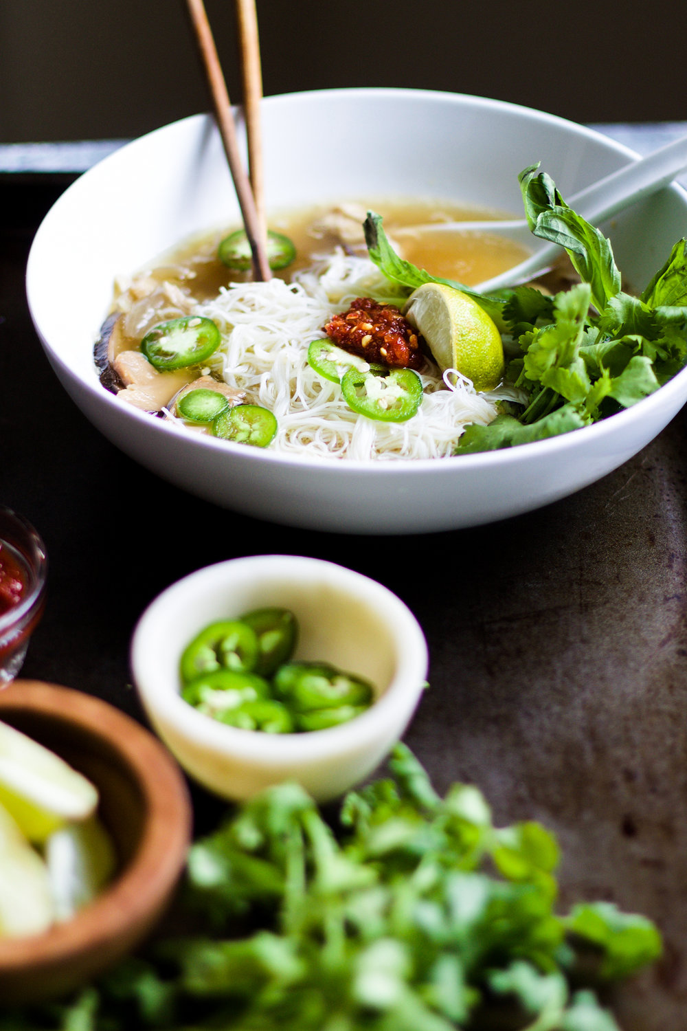 Homemade Chicken Pho: My Diary of Us