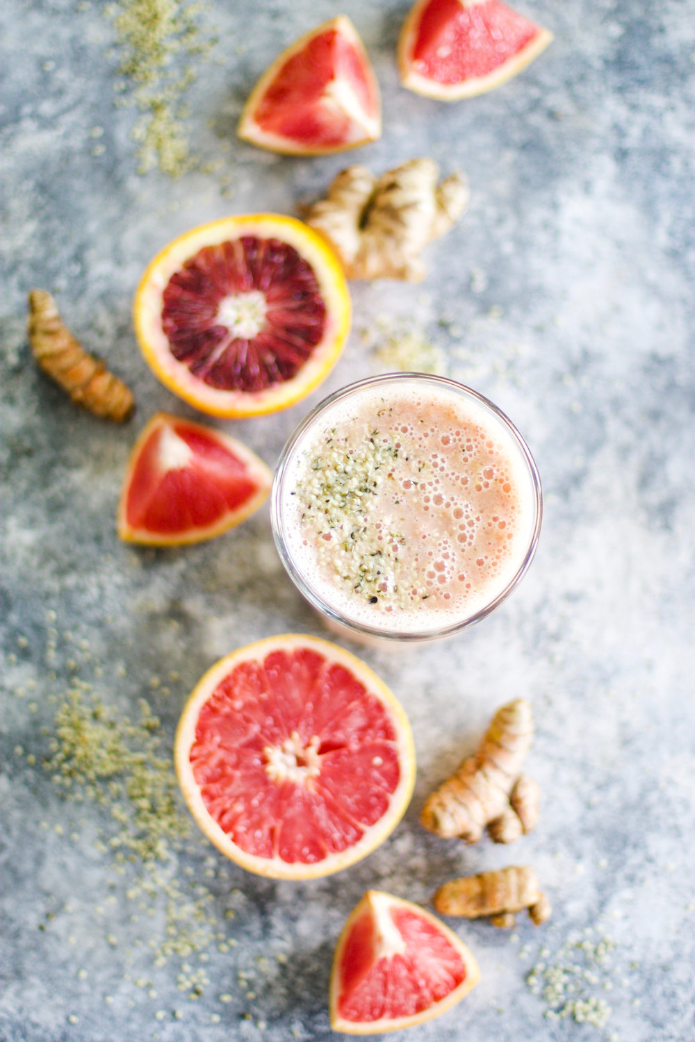 Citrus Smoothie: My Diary of Us