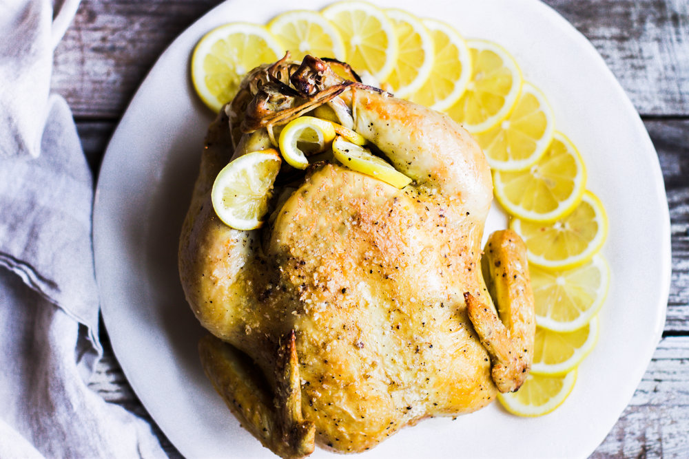 Three Ways to Roast a Chicken: My Diary of Us