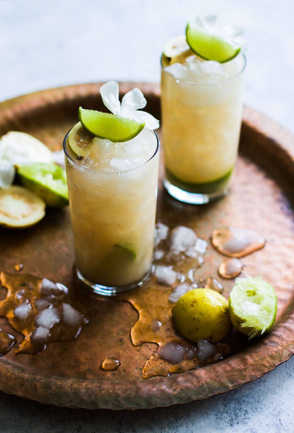 Guava Caipirinhas: My Diary of Us