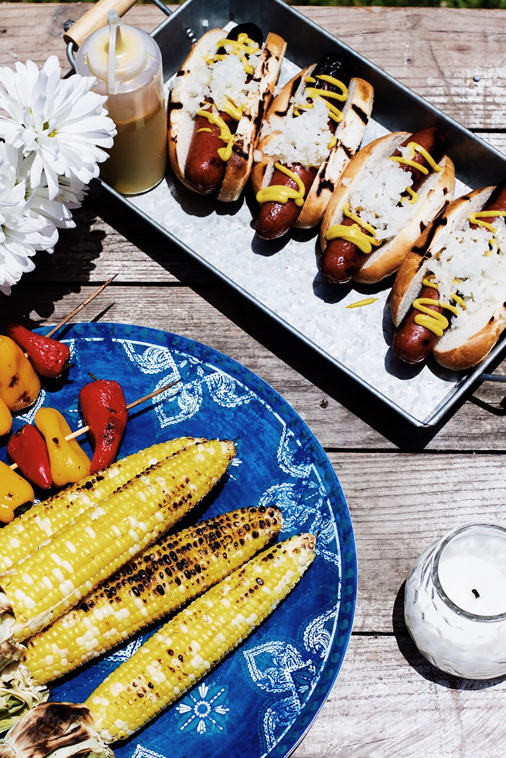 The Best Backyard BBQ: My Diary of Us